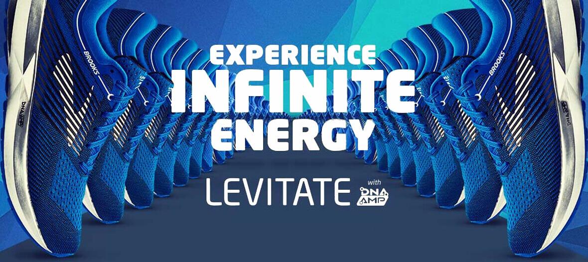 Experience Infinity Energy Levitate