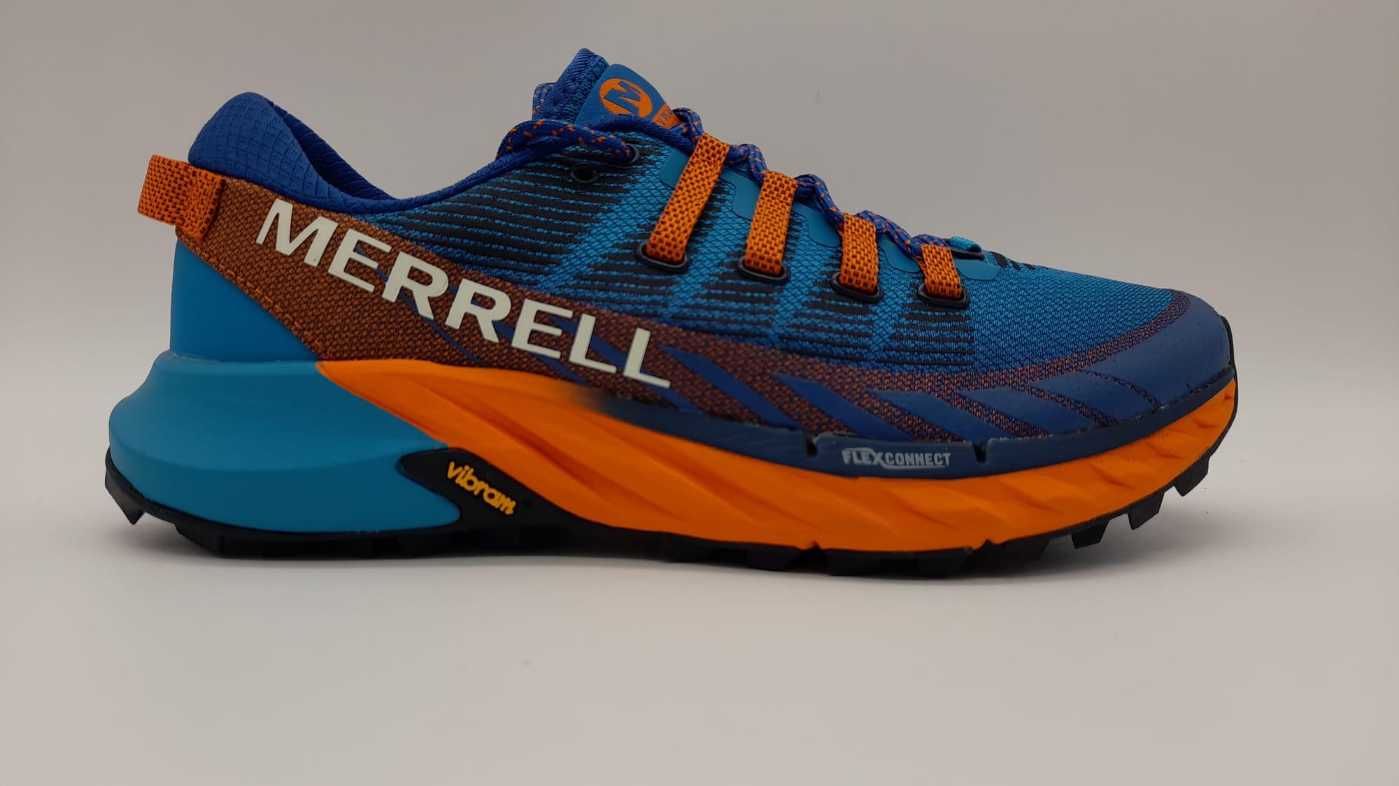 ZAPATILLA TRAIL RUNNING HOMBRE MERRELL AGILITY PEAK 4