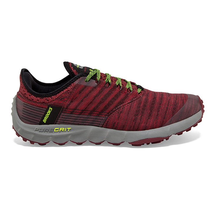 ZAPATILLA TRAIL RUNNING HOMBRE BROOKS PUREGRIT 8