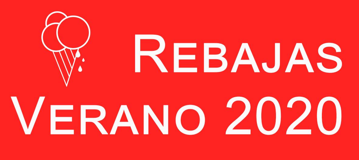 Rebajas verano 2020