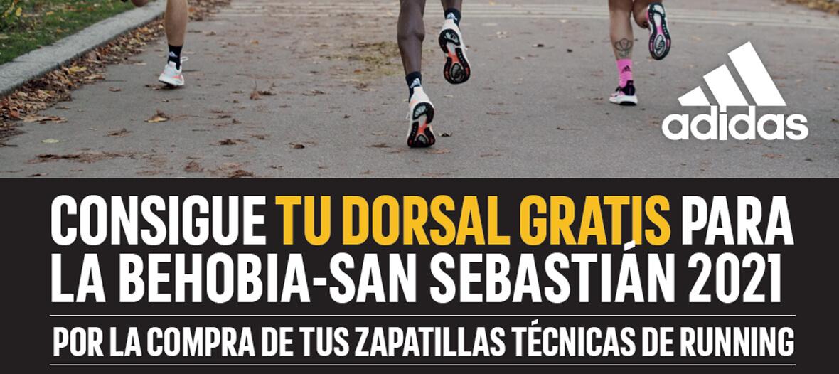 Behobia - San Sebastián 2021