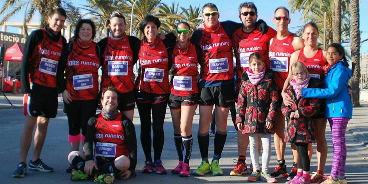Ríos Running Team Cursa
