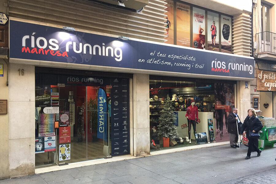 Tienda Ríos Running Manresa